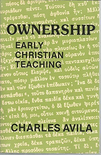 9780883443842: Ownership: Early Christian Teaching