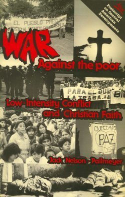 9780883445891: War Against the Poor: Low-Intensity Conflict and Christian Faith