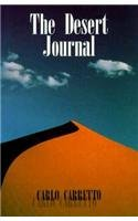 The Desert Journal: A Diary 1954-55