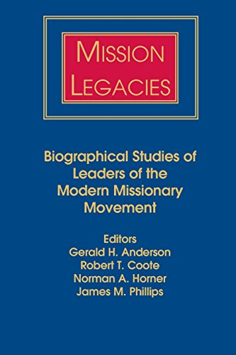 9780883449646: Mission Legacies (American Society of Missiology)