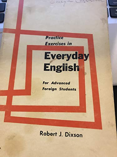 9780883451311: Practice Exercises in Everyday English
