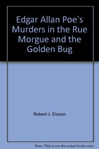 9780883451991: Edgar Allan Poe's Murders in the Rue Morgue and the Golden Bug