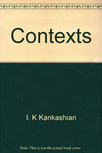 9780883454343: Contexts: A strategy for vocabulary enrichment