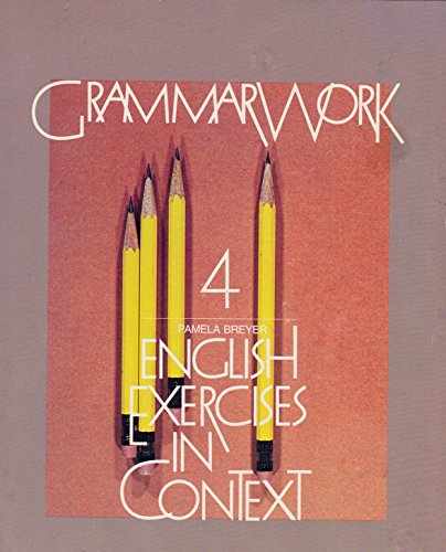 9780883454480: Grammarwork Four