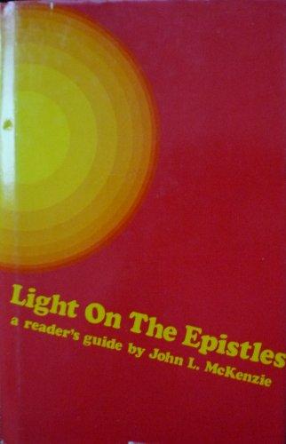 Light on the epistles : a reader's guide: McKenzie, John L.