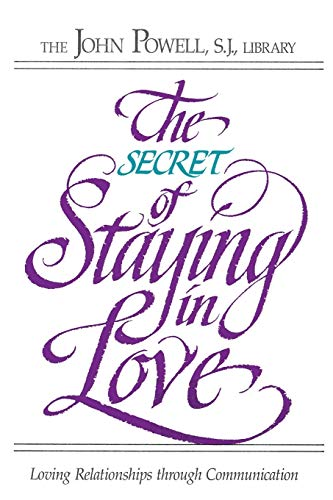 The Secret of Staying in Love (9780883472996) by Powell, John
