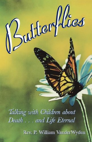 Butterflies: VanderWyden, Rev. P. William
