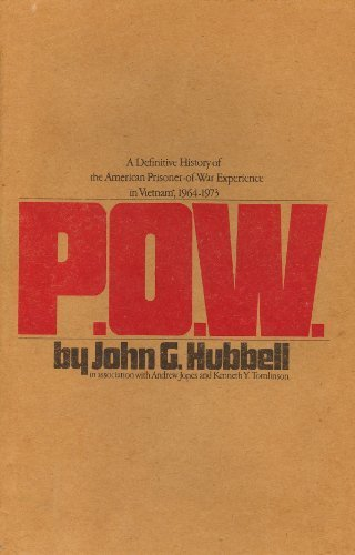 9780883490914: P.O.W: A Definitive History of the American Prisoner-Of-War Experience in Vietnam, 1964-1973