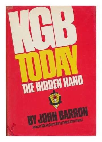 9780883491645: KGB Today: The Hidden Hand