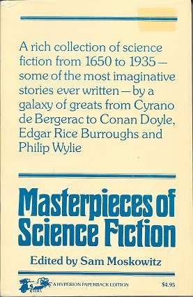9780883551561: Masterpieces of Science Fiction