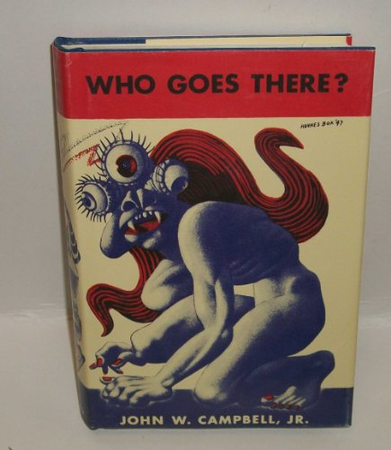 9780883553657: Who Goes There?  Seven Tales of Science Fiction (Classics of Science Fiction)