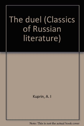 9780883554920: The duel (Classics of Russian literature)