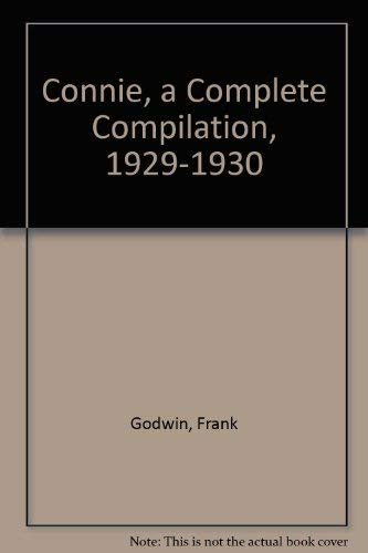 9780883556375: Connie, a Complete Compilation, 1929-1930 (The Hyperion library of classic American comic strips)