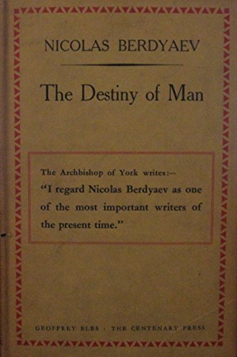 9780883557754: The Destiny of Man (English and Russian Edition)