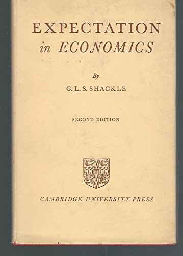 9780883558164: Expectations in Economics
