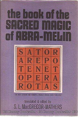 Book of the Sacred Magic of Abra: Abraham Ben Simeon