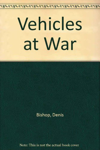 9780883566619: Vehicles at War