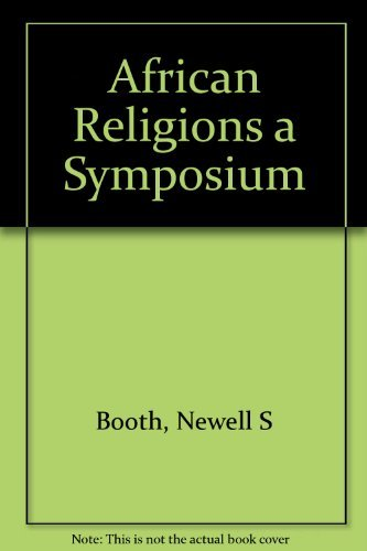 9780883570463: African Religions a Symposium