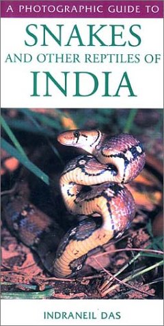 9780883590560: Photographic Guide to Snakes and Other Reptiles of India (Ralph Curtis)