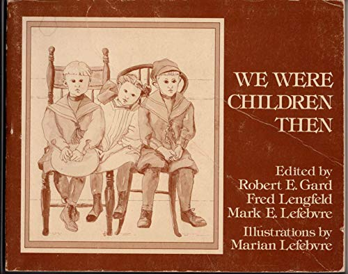 9780883610411: We Were Children Then: Stories from the Yarns of Yesteryear Project