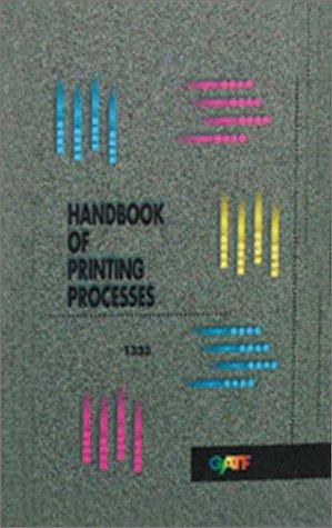 9780883621646: Handbook of Printing Processes (GATF publications)