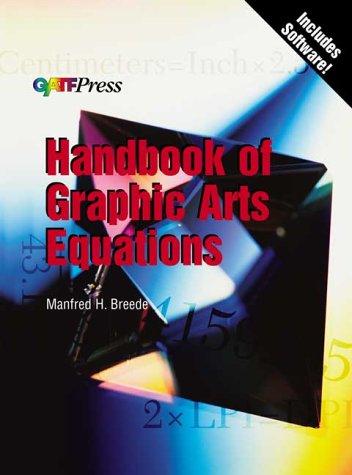 9780883622469: Handbook of Graphic Arts Equations (with Windows CD-ROM)