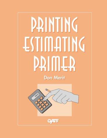 9780883623138: Printing Estimating Primer