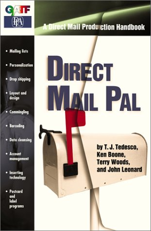 9780883623787: Direct Mail Pal: A Direct Mail Production Handbook