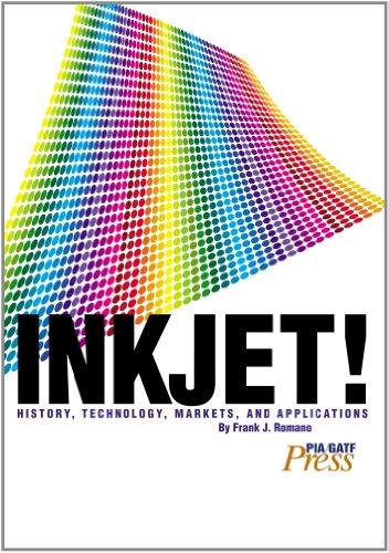 9780883626238: Inkjet! History, Technology, Markets, and Applications-Volume 1