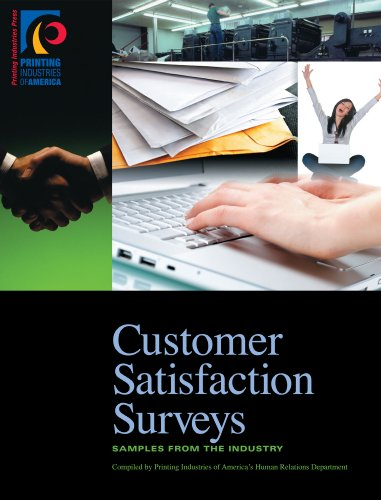 9780883626603: Customer Satisfaction Surveys: Samples from the Industry