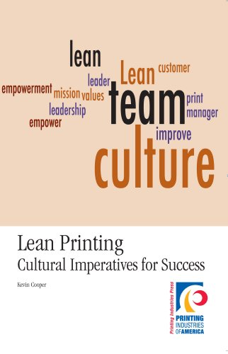 9780883626887: Lean Printing: Cultural Imperatives for Success