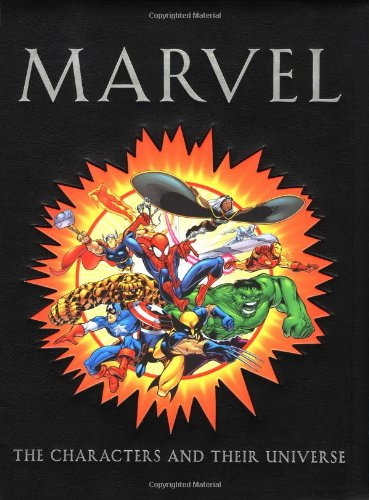 """9780883631096: """"Marvel"""": the Characters and Their Universe"""
