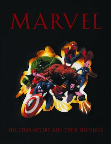 9780883631102: Marvel: The Characters and Their Universe : Collectors