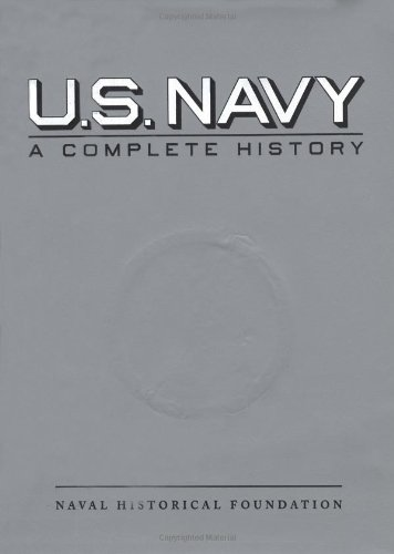 9780883631126: U.S. Navy, a Complete History