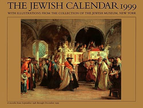 Cal 99 the Jewish Calendar: With Illustrations: Levin Associates