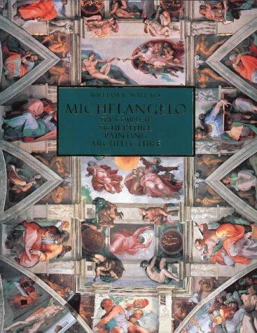 9780883632079: Michelangelo: The Complete Sculpture, Painting, Architecture
