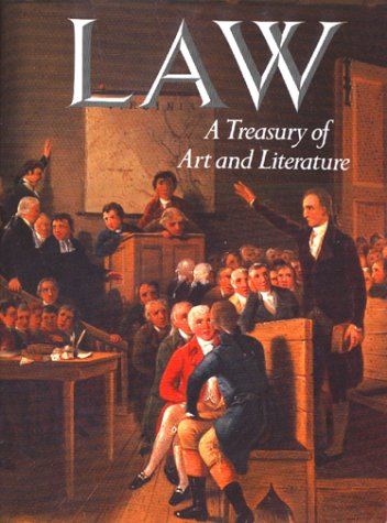 9780883633007: Law: A Treasury of Art and Literature