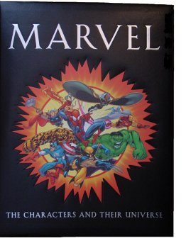 9780883633427: Marvel: The Characters and Their Universe
