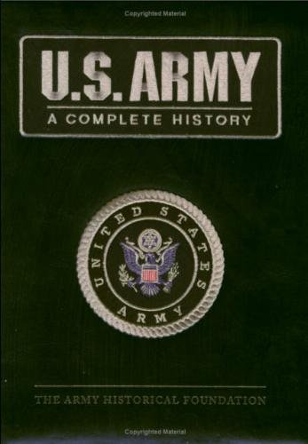 9780883636404: U.S. Army A Complete History