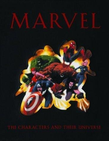 9780883636589: Marvel: The Characters and Their Universe