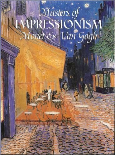 9780883636695: Masters of Impressionism: Monet & Van Gogh (2 Book Set)