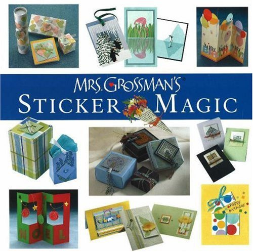 9780883637074: Mrs. Grossman's Sticker Magic