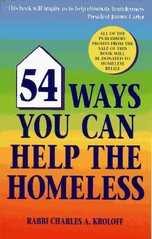 Fifty-Four Ways You Can Help the Homeless