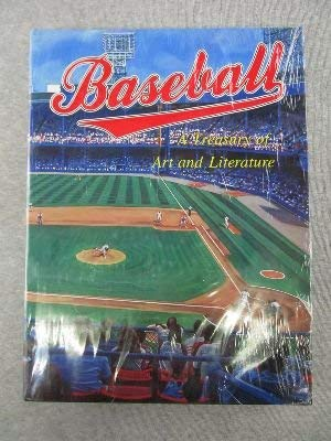 9780883639672: BASEBALL: A Treasury of Art and Literature