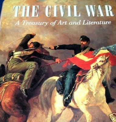 9780883639702: The Civil War: A Treasury of Art and Literature