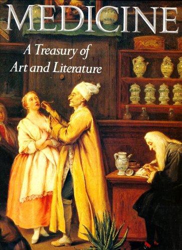 9780883639917: Medicine: A Treasury of Art and Literature