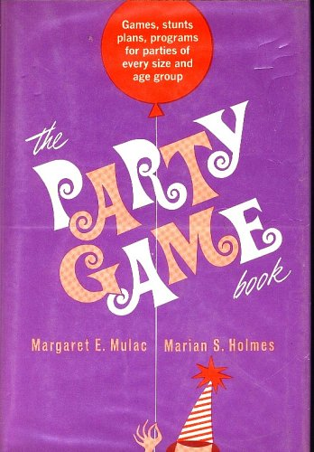 9780883650080: The Party Game