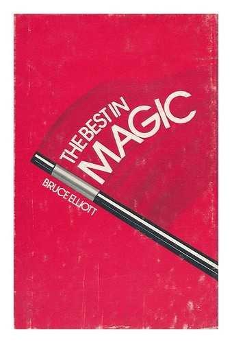 9780883650967: The Best in Magic
