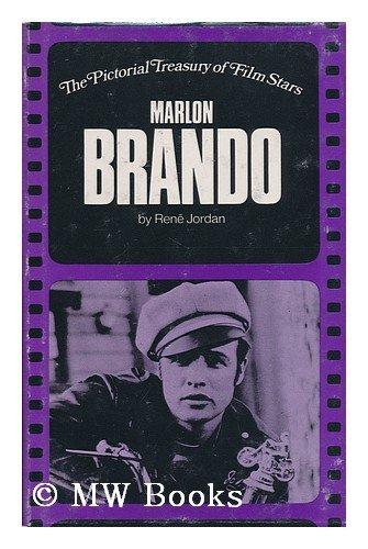 9780883651612: Marlon Brando (The pictorial treasury of film stars)