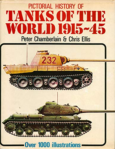 9780883651834: Pictorial History of Tanks of the World, 1915-45